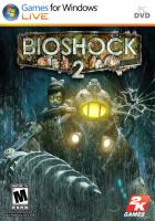 Bioshock 2 game dvd box