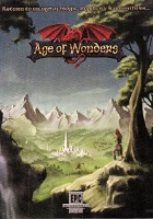 Age of Wonders pc game cover