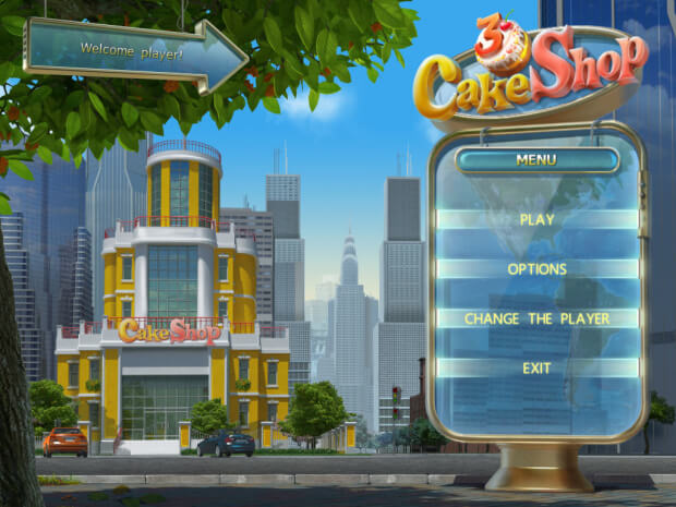 Cake Shop 3 Video Game 1