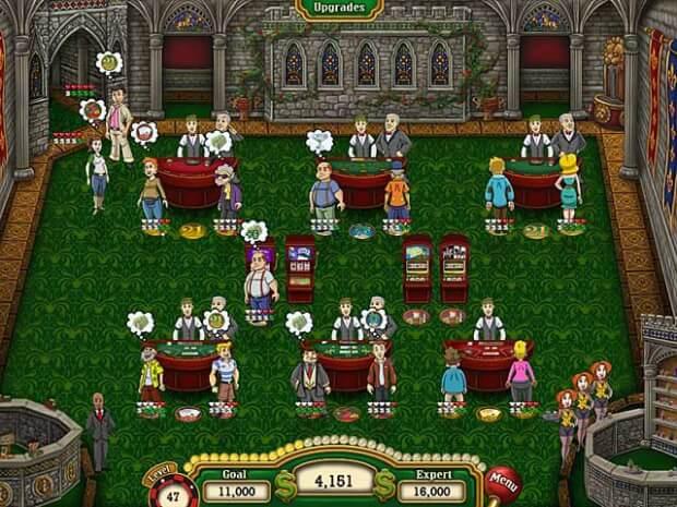 Casino Chaos PCgame screen shot 2