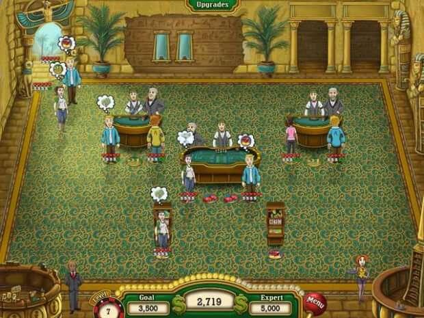 Casino Chaos PCgame screen shot 3