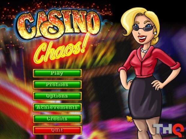 Casino Chaos PCgame screen shot