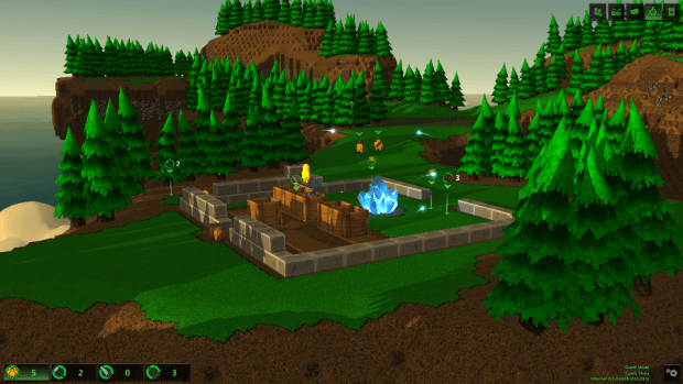 Castle Story game screen shot 3
