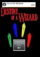 Destiny of a Wizard Screen Game Cover