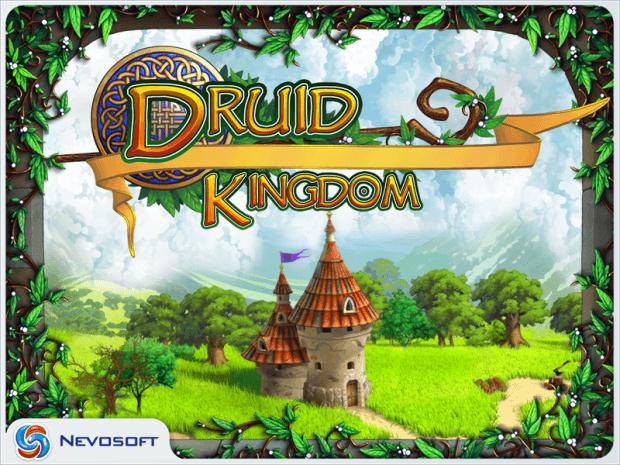 Druid Kingdom game pc screen shot 1