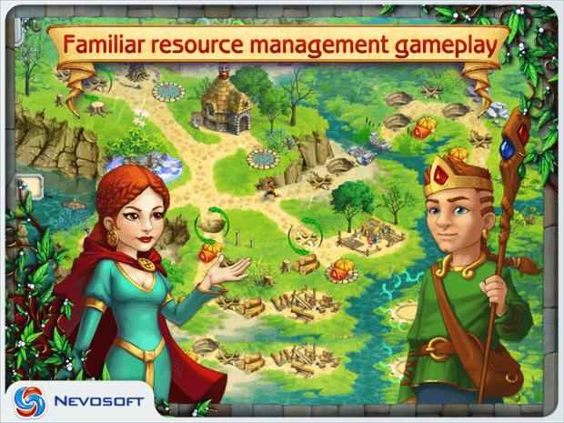 Druid Kingdom game pc screen shot 2