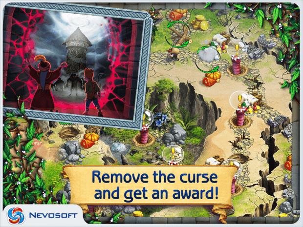 Druid Kingdom game pc screen shot 3
