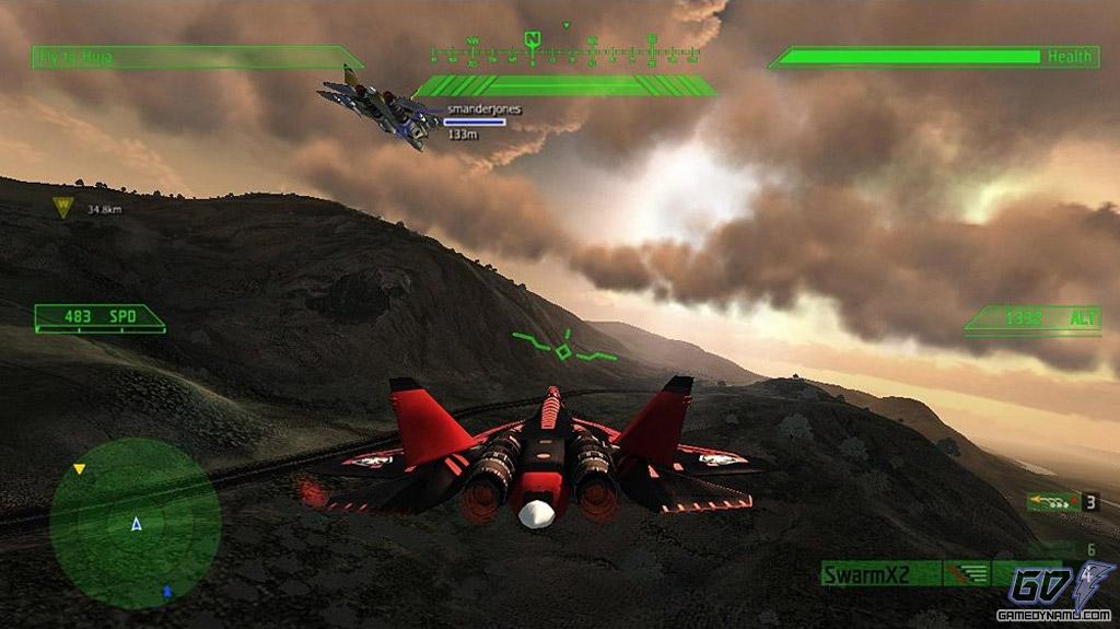 JASF Jane's Advanced Strike Fighters (PC) Screenshot 2