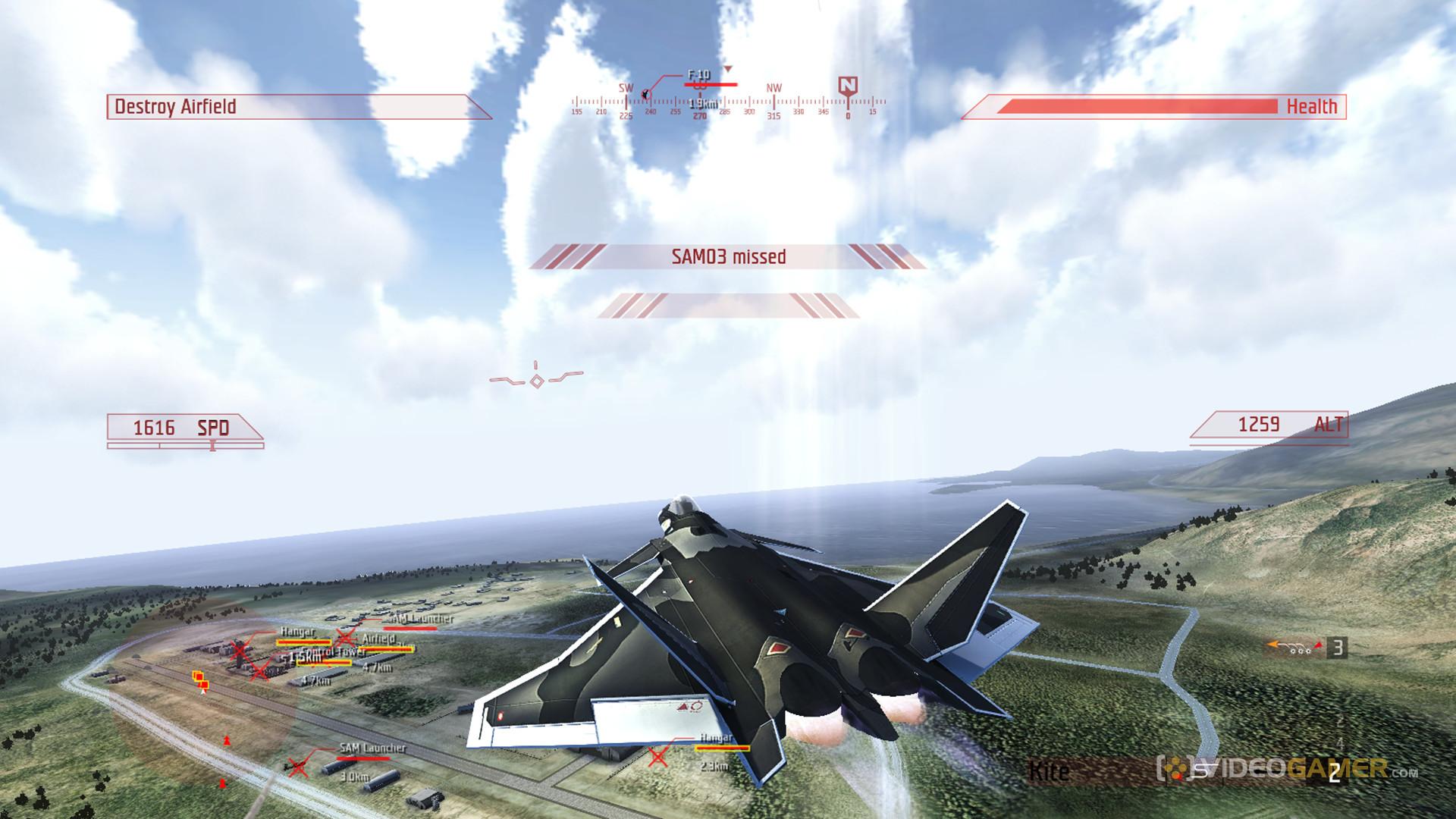 JASF Jane's Advanced Strike Fighters (PC) Screenshot 3