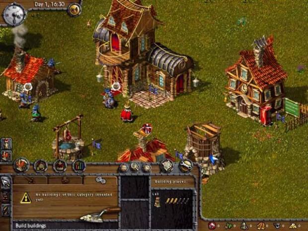 Alien Nations pc game screen shot 1