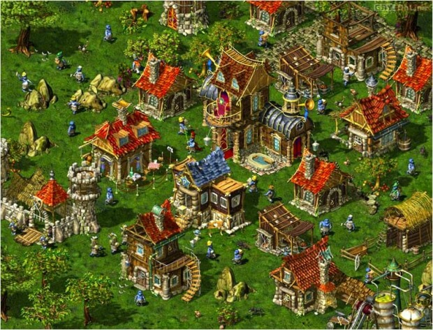 Alien Nations pc game screen shot 3