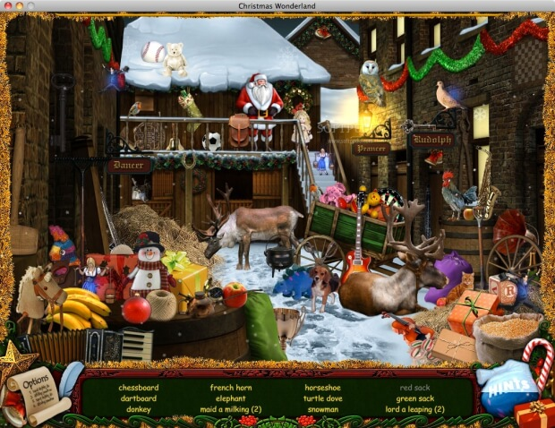 Christmas Wonderland 2 pc game screen shot 2