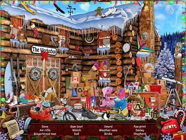Christmas Wonderland 2 pc game screen shot 3