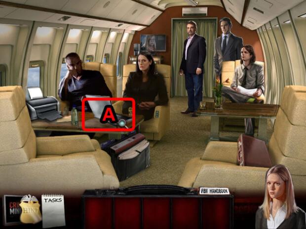 Criminal Minds PC Game screen shot 1
