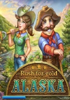 Rush for Gold Alaska pc game cover