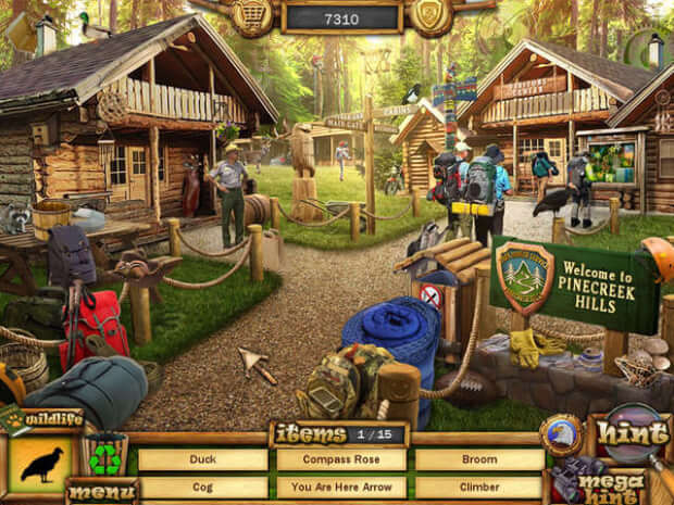 Vacation Adventures Park Ranger 3 screenshot 3