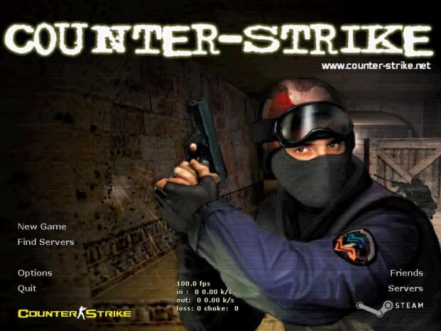 Counter Strike Fully Working PC Game