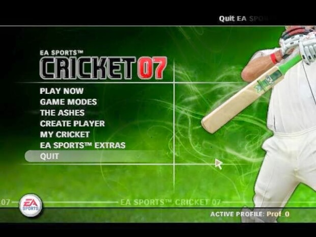 EA Cricket 2007 Download Full Version