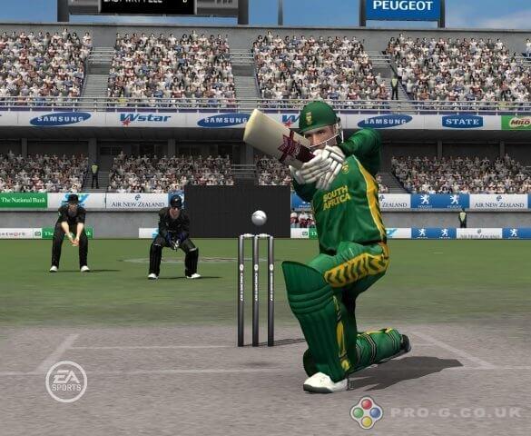 EA Cricket 2007 Screenshot 1