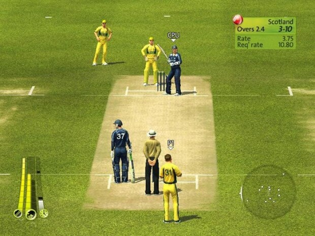 EA Cricket 2007 Screenshot 2
