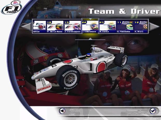 F1 2000 Free Full Version