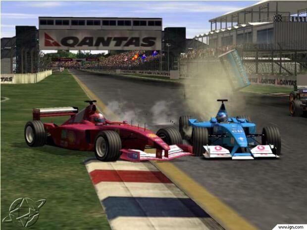 F1 2001 Screenshot