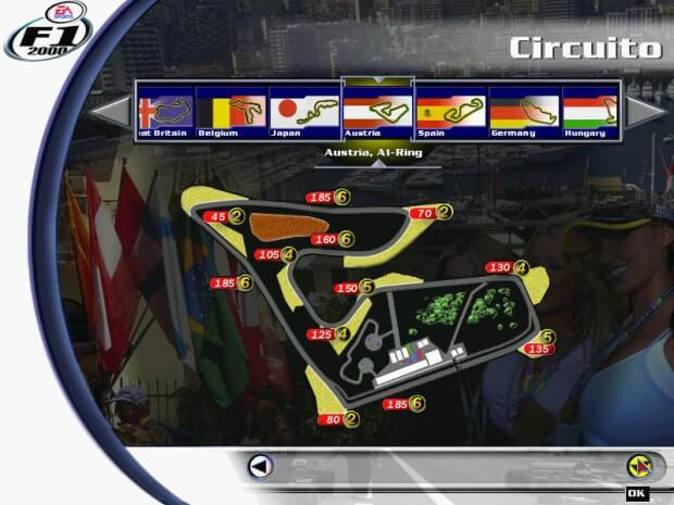 F1 2001 Video Gameplay