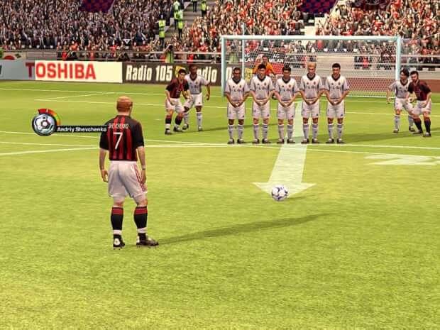 Fifa Football 2003 Screenshot
