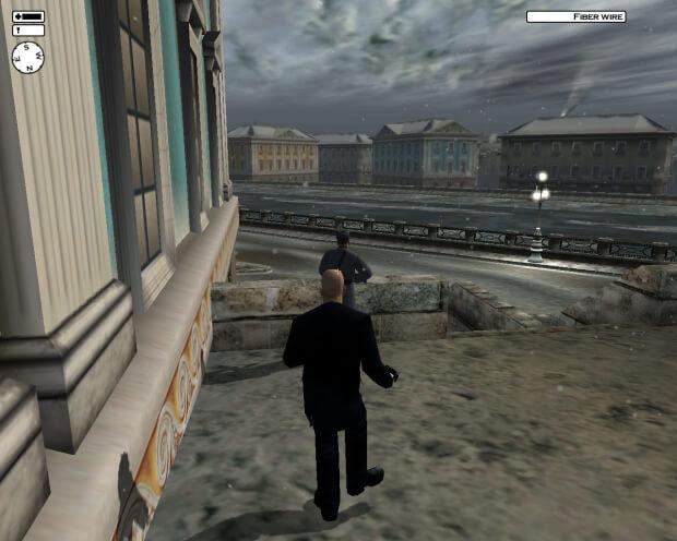 Hitman 2 Silent Assassin Screenshot