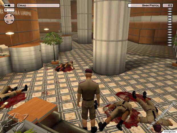 Hitman 2 Silent Assassin Video Gameplay