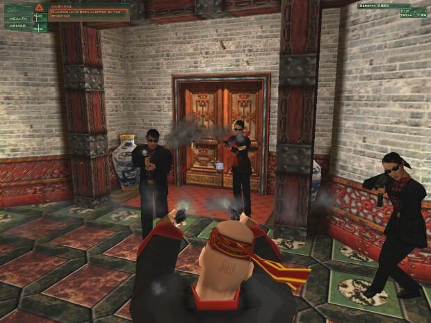 Hitman Codename 47 Video Gameplay
