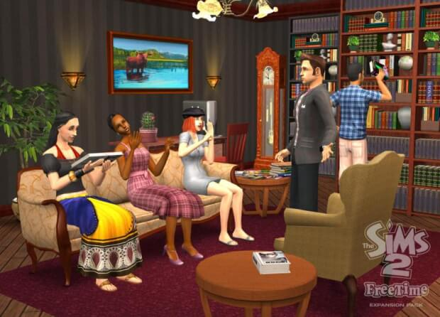 torrent the sims 2 base