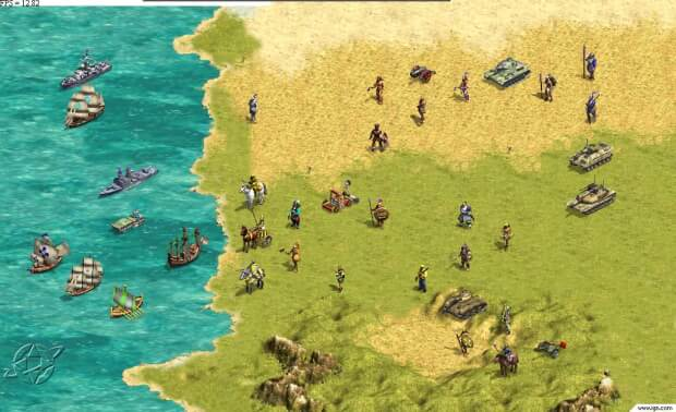 Civilization 3 Screenshot