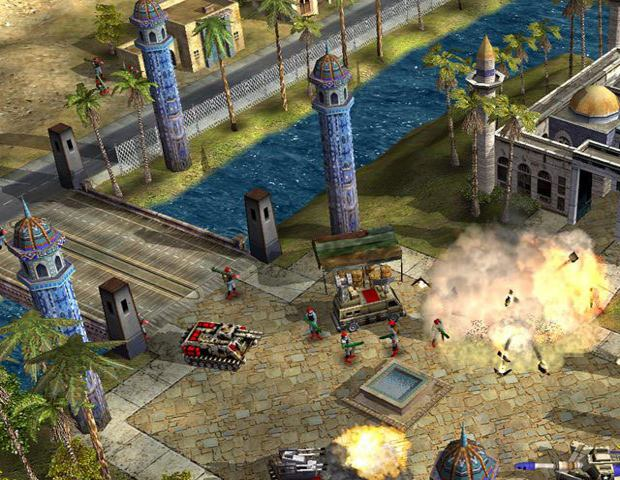 Command & Conquer Generals Full Version