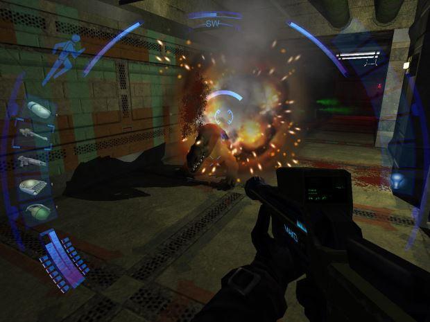 Deus Ex Invisible War Screenshot