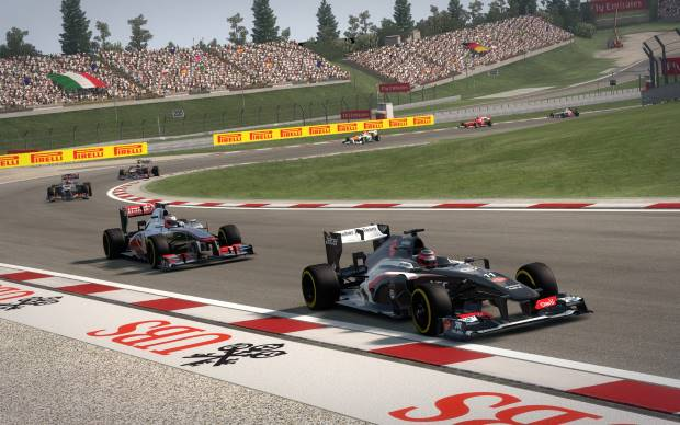 F1 2013 Screenshot