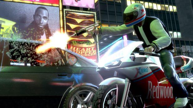 Grand Theft Auto The Ballad of Gay Tony Screeshot