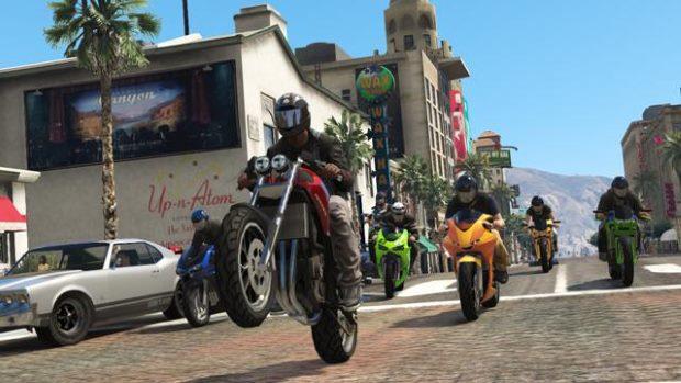Grand Theft Auto V Screeshot