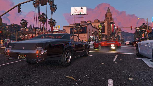 Grand Theft Auto V Video Gameplay