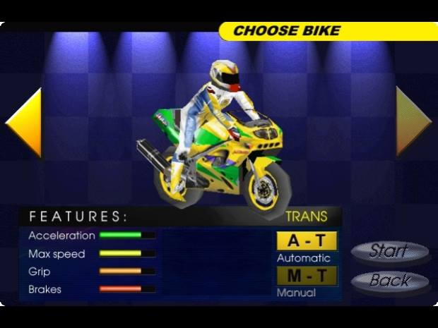 Moto Racer Full Version
