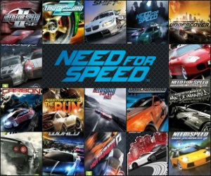 Need For Speed Games Collection by Gameslay