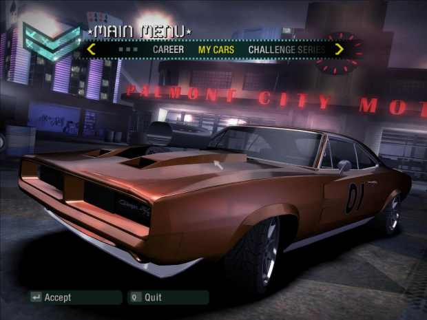 Need for Speed Carbon Full Version