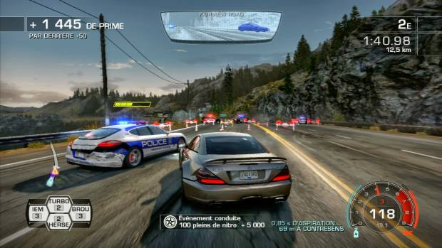 Need for Speed Hot Pursuit 2010 Screenshot