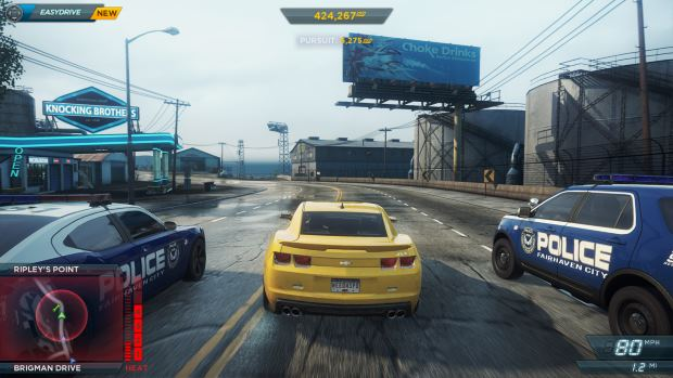 Need for Speed Most Wanted 2012  PC Game Full Version Free Download