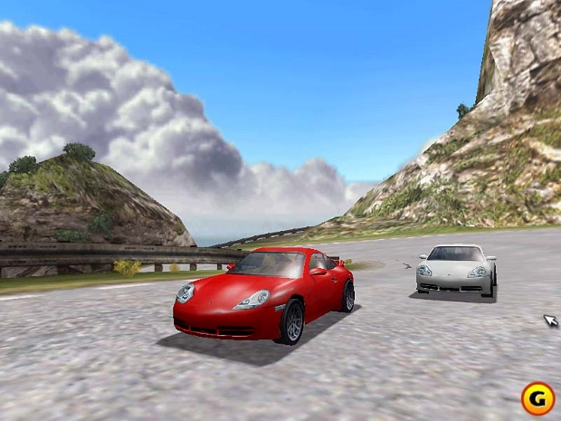 Need for Speed Porsche Unleashed Screenshot