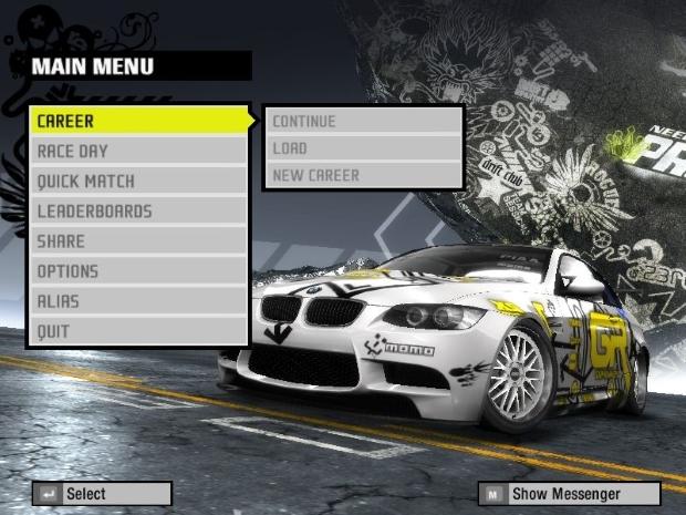 Need for Speed ProStreet Full Version