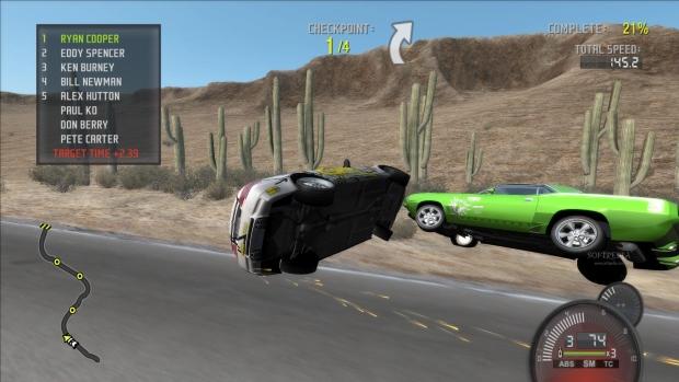 Need for Speed ProStreet Screenshot