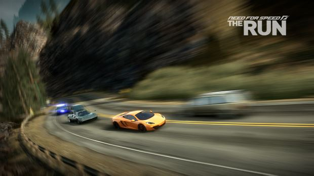 Need for Speed The Run Video Gameplay