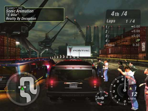 Need for Speed Underground 2 Screenshot