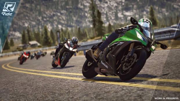 Ride 2015 Screenshot